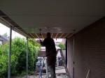 Garage met carport Drachten Medio 2013