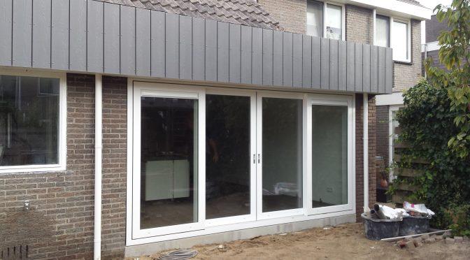 Verbouw/aanbouw Woning Stukadoorsbedrijf Yildiz Harlingen